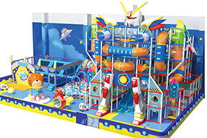 Trampoline Park Indoor Playground Equipment For Sale